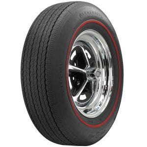 Firestone Wide Oval Radial | Redline | GR70-15