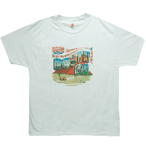 Great Race 2015 Sights T-shirt | 3XLarge