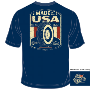 American Classic Made In USA T-Shirt | 2 X Large