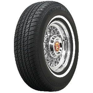 Maxxis | 3/4 Inch Whitewall | 205/75R14