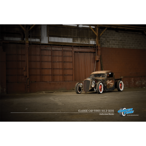 Poster | Coker Tire | Rat Rod