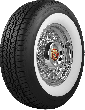 BF Goodrich Silvertown Radial | 2 3/8 Inch Whitewall | 205/75R14