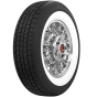 American Classic Radial | 2 1/2 Inch Whitewall | 215/75R15