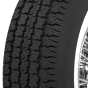American Classic Radial | 2 1/4 Inch Whitewall | 195/75R15