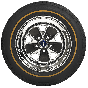 American Classic Goldline Radial Tires