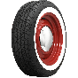 BF Goodrich Silvertown Radial | 1 3/4 Inch Whitewall | 185/65R15
