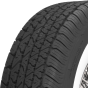BF Goodrich Silvertown Radial | 2 1/2 Inch Whitewall | 215/70R15