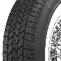 Coker Classic | 2 1/2 Inch Whitewall | 215/75R14