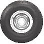 Firestone Dirt Track | Double Diamond Grooved Rear | 14/31-15
