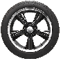 M&H Camber Radial Drag | 245/45R17