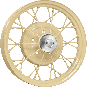 19x3 Ford Model A Wheel | Adjustable Spokes