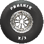 Phoenix Rear Slick | F9 Compound | 14.0/32.0-15W