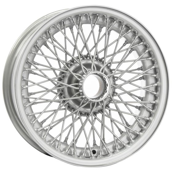 15x5 Dayton Wire 72 Spoke Painted TT