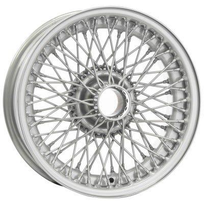 Dayton Wire Wheel-Austin-Healey-100/4-Tube Type-15x4-48-Painted