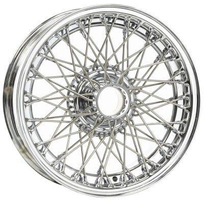 Dayton Wire Wheel-AC-Cobra-Tube Type-14x6-70-Painted