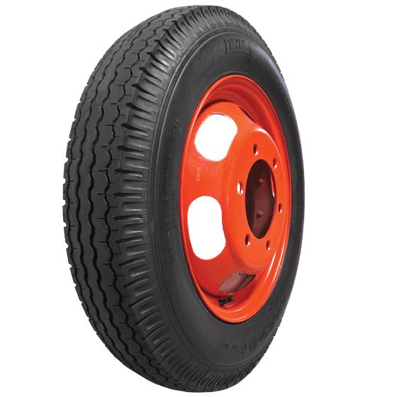 Deka Truck Tire | 600/650-17