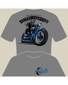 Firestone Deluxe Champion T-Shirt   X Large