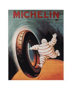 Postcard | Michelin | Globetrotting Bib