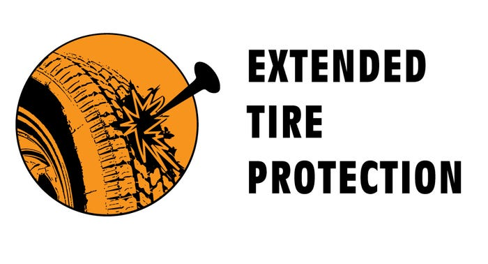 5 Year Extended Tire Protection