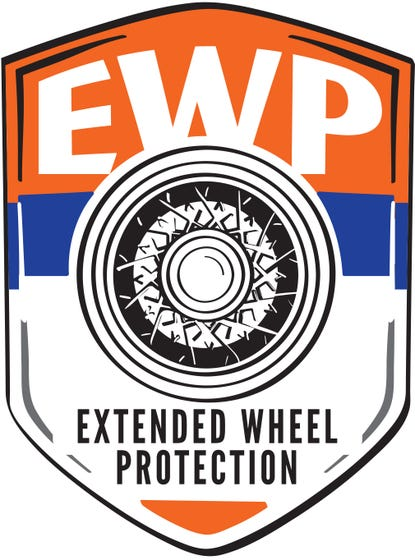 Extended Wheel Protection - Standard