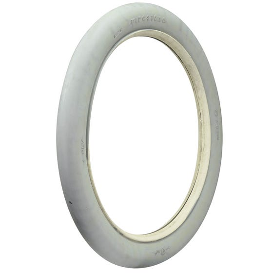 Firestone Clincher | Smooth All Gray | 28X3 | Blemished