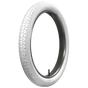 Firestone Bias Ply | Clincher | All White | 30X3