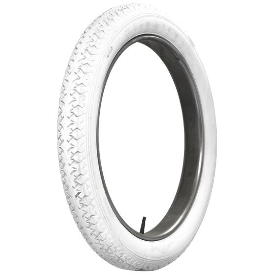 Firestone Bias Ply | Clincher | All White | 30X3.5