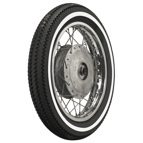 Firestone Deluxe Champion Cycle | Narrow Whitewall | 325-16