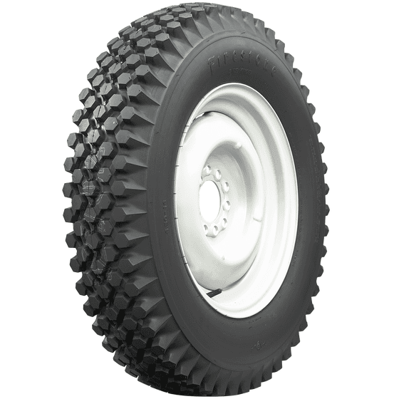 Firestone Knobby | Truck Tread | 650-16