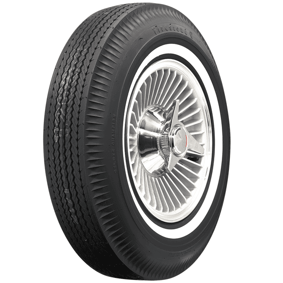 Firestone | 1 Inch Whitewall | 670-15