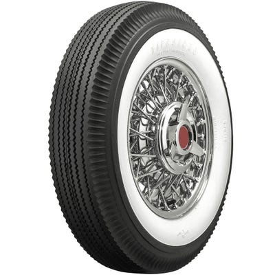 Firestone | 2 11/16 Inch Whitewall | 670-15