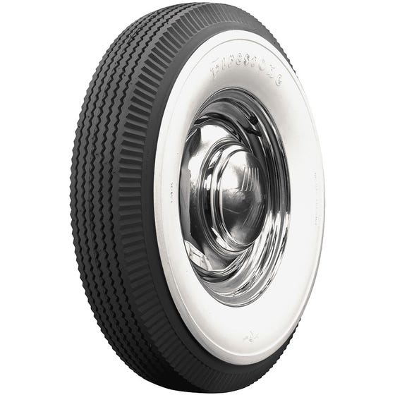 Firestone | 4 1/2 Inch Whitewall | 750-16