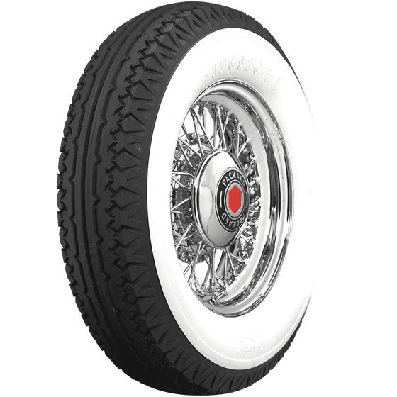 Firestone Bias Ply | Balloon Tire | Whitewall