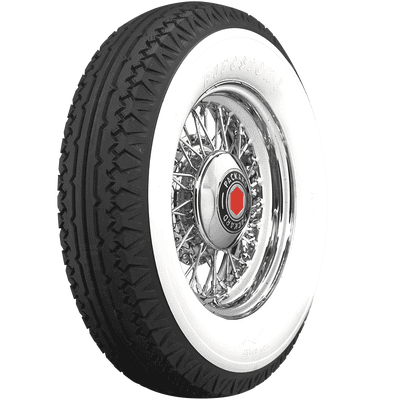 Firestone | 4 3/4 Inch Whitewall | 700-19