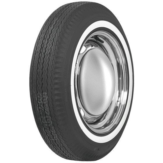 Firestone | 1 Inch Whitewall | 640-15