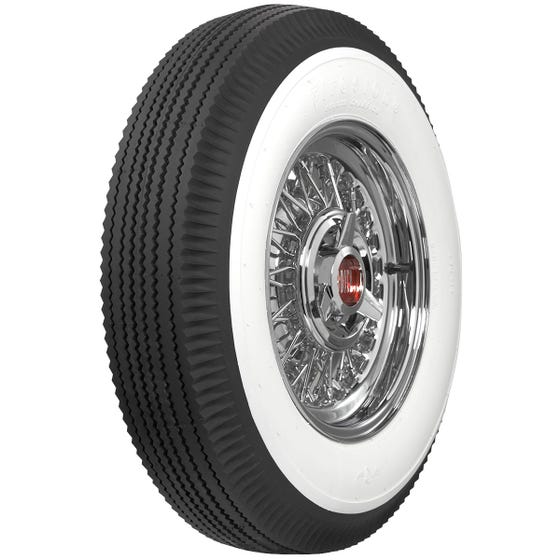 Firestone | 3 1/4 Inch Whitewall | 710-15 | Classic 50s-60s