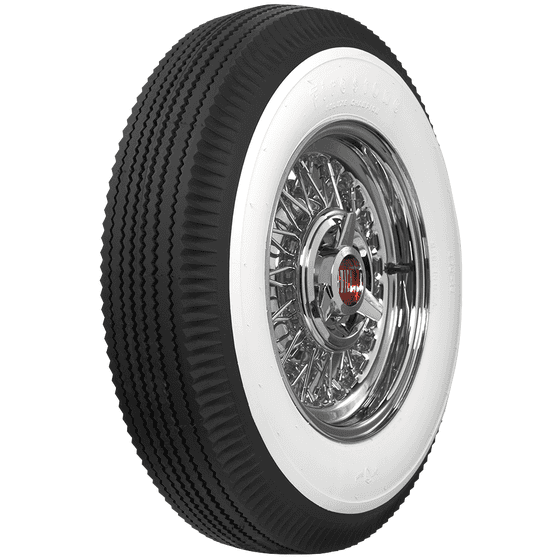 Firestone | 3 1/4 Inch Whitewall | 670-15