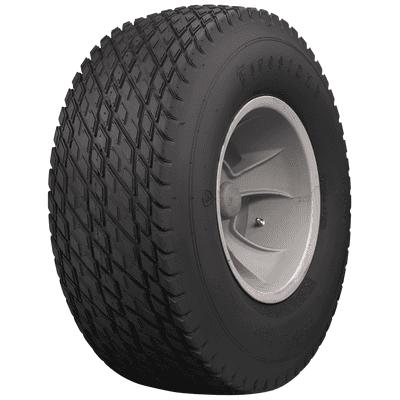 Firestone Dirt Track | Double Diamond Grooved Rear | 1100-15