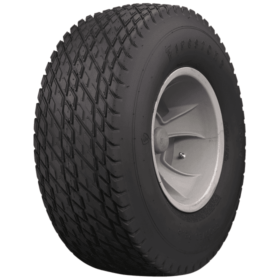 Firestone Dirt Track | Double Diamond Grooved Rear | 1100-15