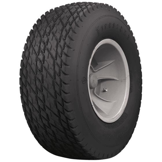 Firestone Dirt Track | Double Diamond Grooved Rear | 1100-16