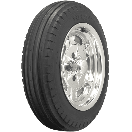 Firestone Dirt Track | Ribbed Front