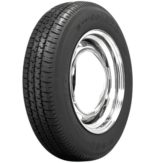 Firestone F560 Radial Tire | 165R15