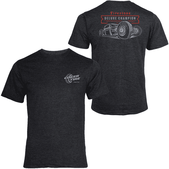 Firestone Hot Rod T-Shirt | Large