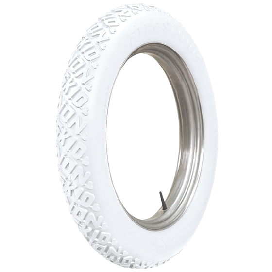Firestone Non Skid | All White | 34X4