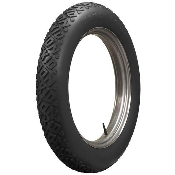 Firestone Non Skid Cycle | Black | 28x2.5 Inch