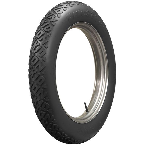 Firestone Non Skid | All Black | 33X4 1/2