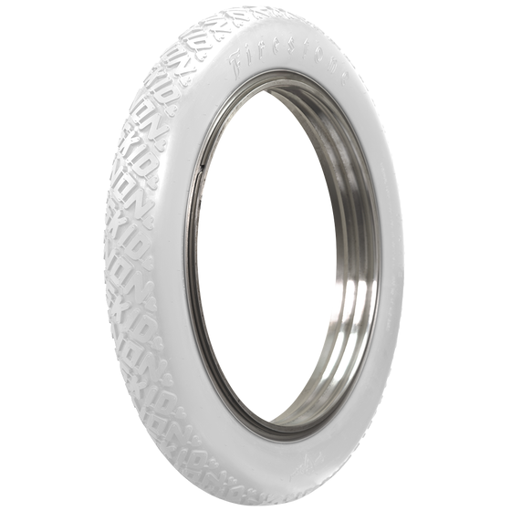Firestone Non Skid | All White | 34X4 1/2