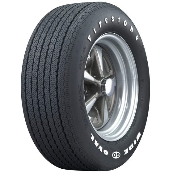 Firestone Wide Oval Radial | RWL | FR60-15