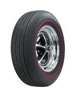 Firestone Wide Oval Radial | Redline | FR70-14