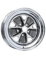Mustang Styled Steel Wheel | 1965-67
